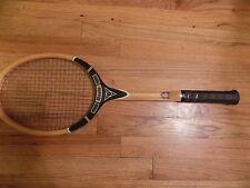 Vintage TA Davis TAD Wood Tennis Racquet Racket Professional 3L