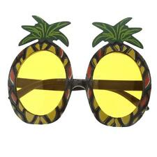 Hawaiian Sunglasses Pineapple Glasses Shades for Summer Beach Party Fancy