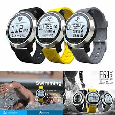 IP68 Pro Waterproof Sports Smart Watch Swimming Fitness Tracker For IOS Android