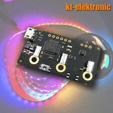 DIAMEX LED MATRIX-Player, bis zu 1024 WS2812 LEDs einfach ansteuern WS2812B