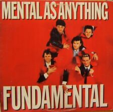 Mental as Anything Fundamental  Us Lp