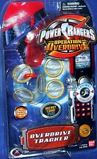 Power Rangers Operation Overdrive Tracker Morpher New Factory Sealed 2006