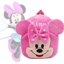 Nursery Baby Kids Toddler Backpack Schoolbag Small Bag Rucksack Minnie Mouse