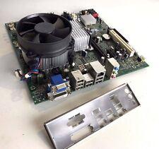 Intel dq35jo LGA 775 motherbard FAN + I/O Shield Inc. funziona con c2q GARANZIA