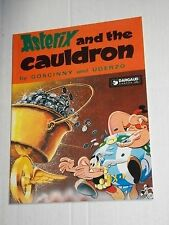 Vintage Darguad ASTERIX AND THE CAULDRON Goscinny Uderzo TPB Trade Paperback
