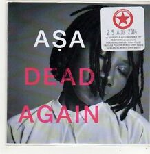 (FJ655) Asa, Dead Again - 2014 DJ CD