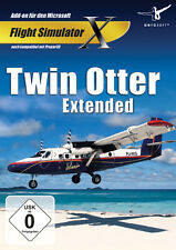 Aerosoft Twin Otter Extended DOWNLOAD VERSION - Flight Simulator X auch P3D - CD