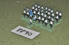 15mm napoleonic minifigs series 1 infantry 32 figures (8890) metal painted