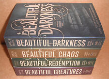 Beautiful Creatures Bk. 1,2,3,4 Complete Set by Kami Garcia, Margaret Stohl NEW