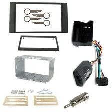 Ford Fiesta MK6.5 05 on Double Din Stereo Fitting Kit inc Stalk Control