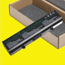 6 Cell Battery For GP952 0GW252 0XR693 0F965N Dell Insprion 1440 1750 Vostro 500