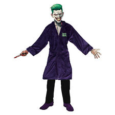 Suicide Squad DC Comics Joker Luxus Bademantel Bathrobe Sauna Bade Mantel neu