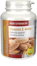 Simply Supplements Vitamin E 400iu 240 Capsules (E455)