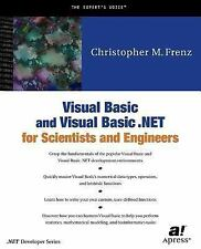 Visual Basic and Visual Basic . NET for Scientists and Engineers by...