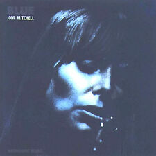 JONI MITCHELL LP Blue 180 Gram Audiophile SEALED 2011 + Promo Info sheet