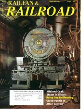 RAILFAN & RAILROAD MAGAZINE FEBRUARY 2007 MIDLAND COAL 0-6-0 NO 84