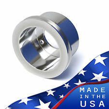 Ford 3 Bolt Crankshaft Pulley 289 302 V-Belt Crank 1 V-Belt Billet Aluminum SBF