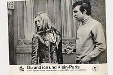 19626 Kino Foto DEFA Du und ich und Klein-Paris 1971 Evelyn Opoczynski J Schwarz