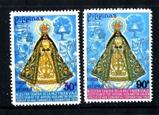 Philippines 1303-1304,MNH. Statue Virgin of Antipolo,Lady of Peace,1976.