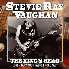 STEVIE RAY VAUGHAN New Sealed 2016 PREVIOUSLY UNRELEASED LIVE CONCERT CD
