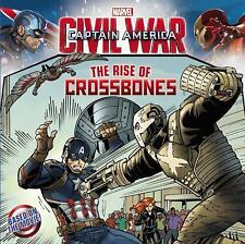Captain America: Civil War 8x8 by Chris Strathearn and Marvel (2016, Paperback)