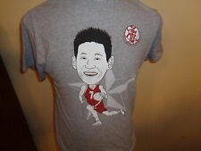 Medium Jeremy Lin Houston Rockets basketball Fan Club t-shirt