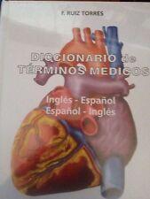 DICCIONARIO de Términos Médicos de F. Ruiz Torres