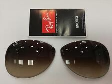 LENTES REMPLAZO RAY BAN RB3293 & RB3386 MARRON DEGRADADO TALLA 67 ORIGINALES