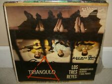 Los Tres Reyes - Triangulo - Rare LP in Very Good Conditions - L2