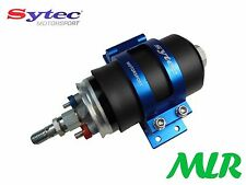 SYTEC MOTORSPORT BOSCH FUEL PUMP FILTER MOUNTING BRACKET BLUE MLR.FXB