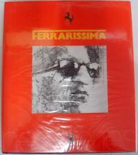 FERRARISSIMA 3 NEW SERIES BRUNO ALFIERI FERRARI CAR BOOK