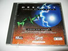 Descent Levels of the World Mission Disc PC Game