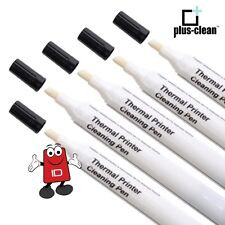 Plus-Clean Thermal printhead cleaning pens for thermal printers - one pen