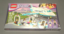 Heartlake Private Jet LEGO Friends Set 41100 w Airplane Olivia & Matthew Figures