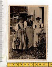 48764 Cartolina - Bolzano - Costumi dell'Alto Adige