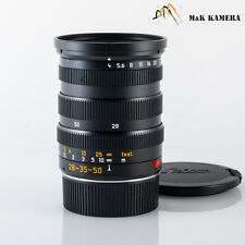 Leica Tri-Elmar-M 28-35-50mm f/4.0 Ver.I E55 Yr.1997 Germany for M240 M10 SL