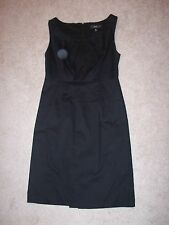 Black Mossimo no sleeve cocktail party evening dress sz 4 RN17730!