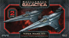 Moebius Battlestar Galactica Viper Mark VII  2 pack model kit 1/72