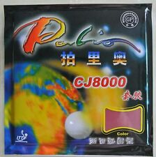 Palio CJ8000  2-Side Loop Type Pips in table tennis rubber New