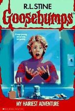 My Hairiest Adventure (Goosebumps) by R. L. Stine, Good Book