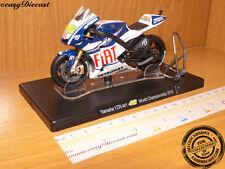 YAMAHA YZR-M1 1/18 VALENTINO ROSSI MOTO-GP 2010 #46
