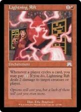 MTG Magic ONS - (2x) Lightning Rift/Ride d'éclairs, English/VO