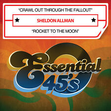 Crawl Out Through The Fallout/Rocket To The Moon - Sheldon  (2013, CD NEUF) CD-R