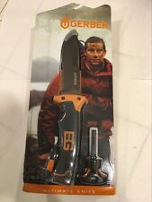 Gerber Bear Grylls Ultimate Knife, Serrated Edge [31-000751] New