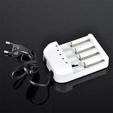 Universal i4 Intelligent Li-ion/NiMH 18650/26650/AA/AAA Akku Ladegeräte 4 Output