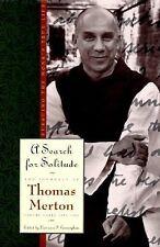 A Search for Solitude: 1952-60 - Search for Solitu..., Merton, Thomas 0060654783