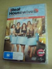 DVD - The Real Hosewives Of New York City Season 2 Part 1 - R4