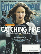 Catching Fire Entertainment Weekly Oct 2013 Jennifer Lawrence AHS Coven Leto