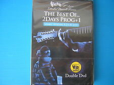 DVD DOUBLE THE BEST OF 2DAYS PROG+1 2013  VERUNO ALAN SORRENTI NEIL MORSE BAND