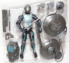 "GI Joe CYBER NINJA with Zip Line 2013 Retaliation Movie NEW 3.75"" Action Figure"